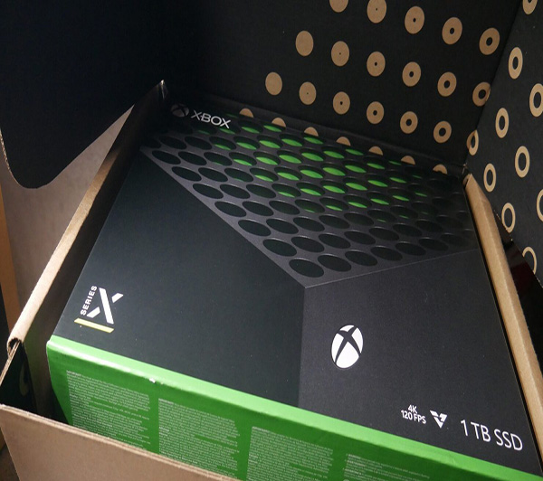 Chill in lockdown with an Xbox series x