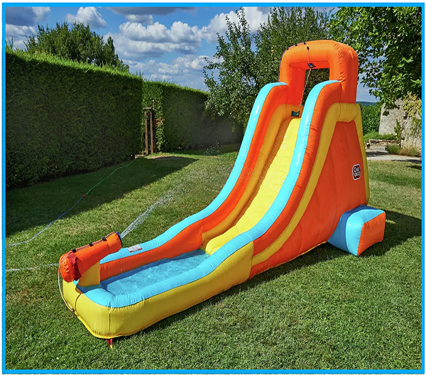 Chad Valley Inflatable Water Slide