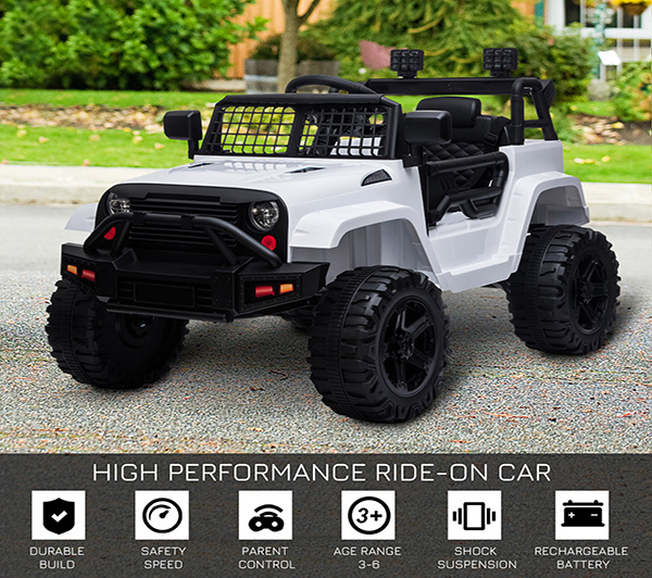Kids Electric Ride On Car Toy SUV with Remote Control