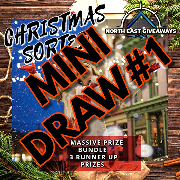MINI DRAW FOR THE CHRISTMAS SORTED BUNDLE 5 WINNERS WIN 25 TICKETS EACH