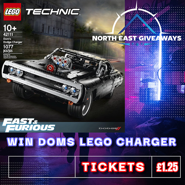LEGO Technic Fast & Furious Dom's Dodge Charger Set