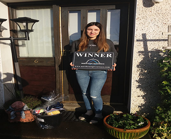 Motorparts Fraserburgh free like and share competition Winner