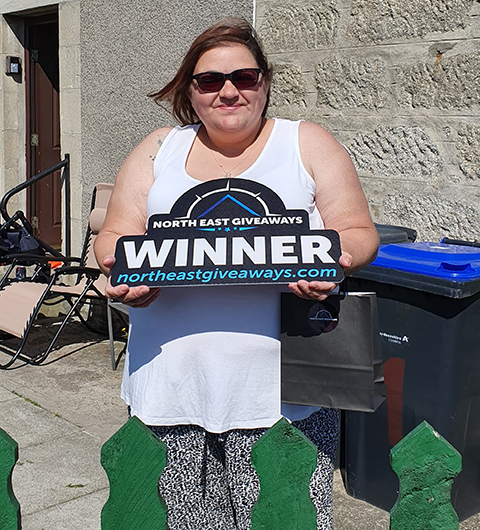 Discovery tour and over night stay Winner