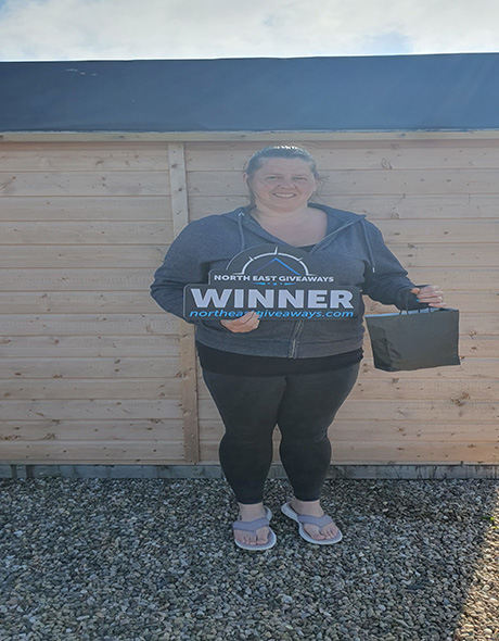 Whats in the box Winner
